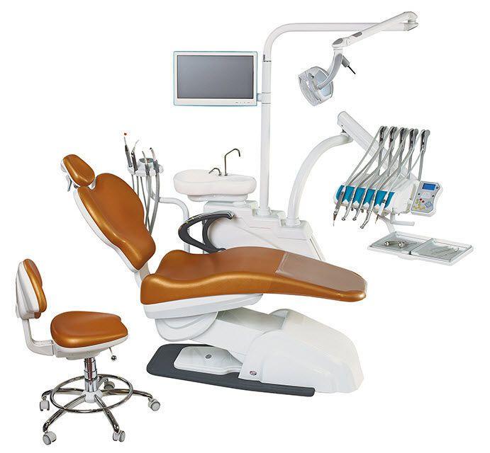 Dental treatment unit Correcta Plus TEKMIL TIBBI ARAC VE GERECLER TIC. VE SAN. LTD. STI.