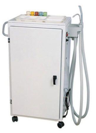 Electric surgical suction pump / on casters TEKMIL TIBBI ARAC VE GERECLER TIC. VE SAN. LTD. STI.