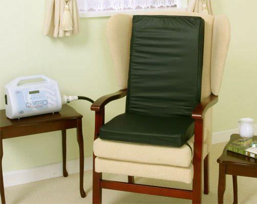 Anti-decubitus cushion / dynamic air B.A.S.E? RECLINER Talley