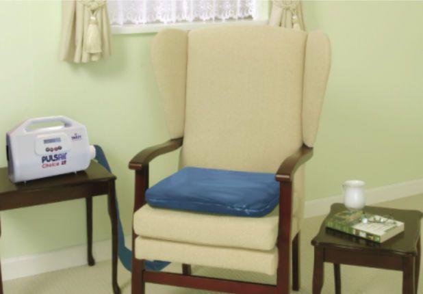 Anti-decubitus cushion / dynamic air PULSAIR CHOICE™ Talley