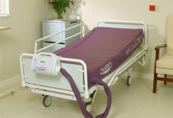 Anti-decubitus mattress / for hospital beds / dynamic air / tube QUATTRO PLUS? Talley