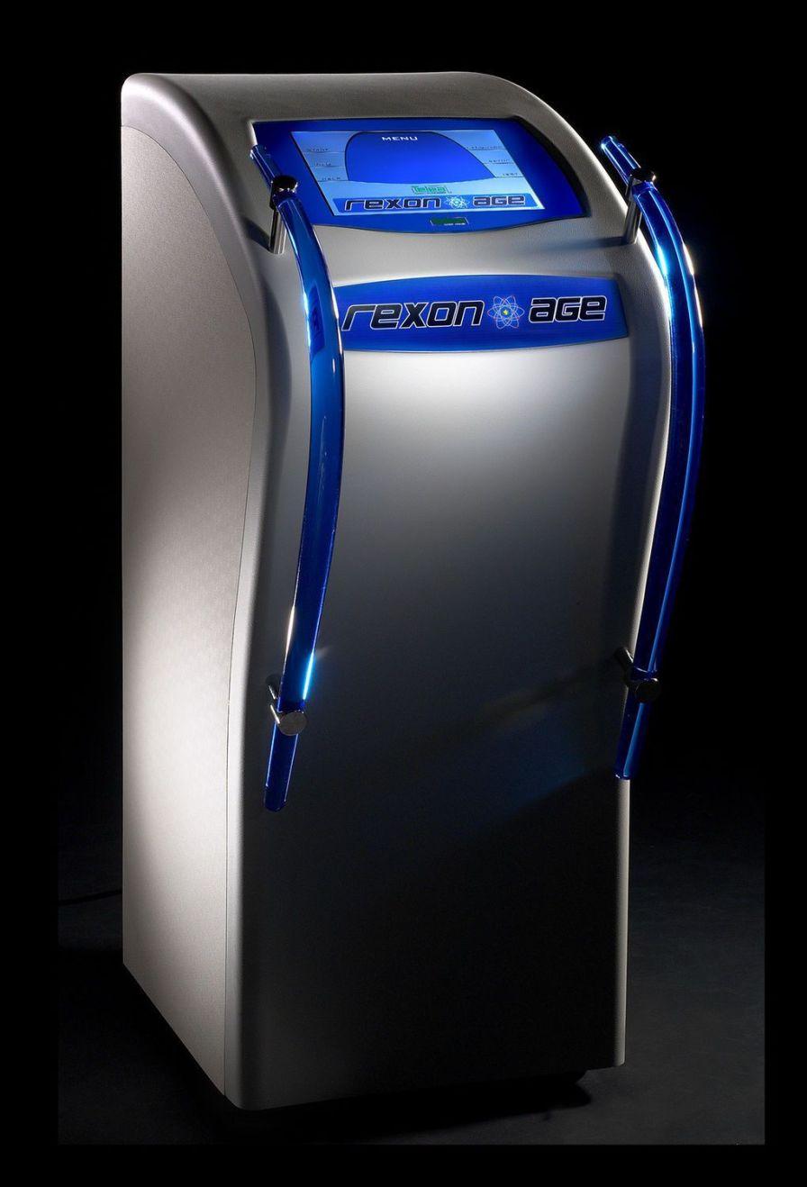 Aesthetic medicine radiofrequency generator REXON AGE Telea Electronic Engineering, Srl.