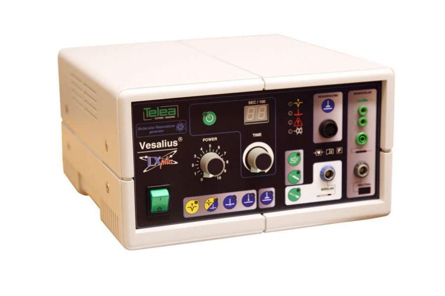 Coagulation molecular resonance generator / bipolar cutting VESALIUS LX PLUS Telea Electronic Engineering, Srl.