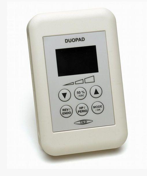 Dental micromotor control unit DUOPAD® TEKNE DENTAL
