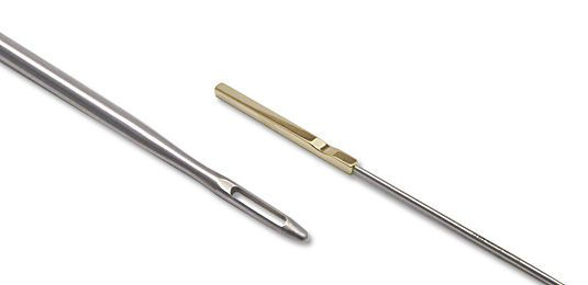 Endocervical suction curette / Townsend G91-405 Stingray Surgical Products