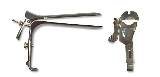 Vaginal speculum / Weisman / Pederson G91-032 Stingray Surgical Products