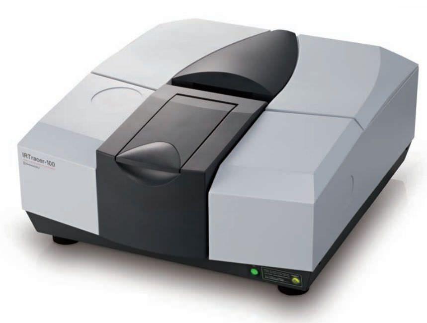 Infrared absorption spectrometer / Fourier transform IRTracer-100 Shimadzu