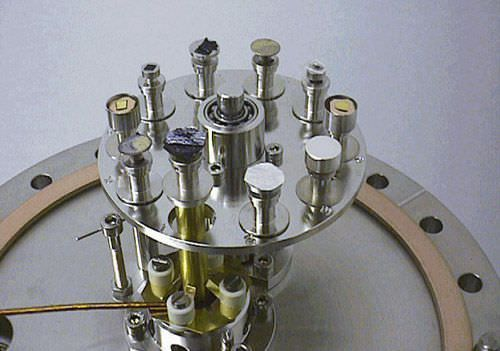 X-Ray fluorescence emission spectrometer AMICUS / ESCA 3400 Shimadzu