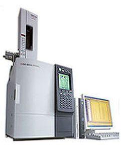 Gas chromatography system GC-2014 Shimadzu