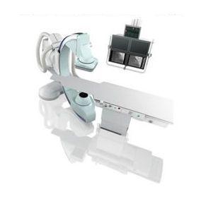 Fluoroscopy system (X-ray radiology) / for diagnostic fluoroscopy / with C-arm BRANSIST alexa Type F12/C12 Shimadzu