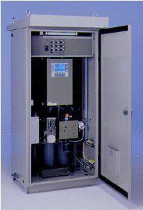 Gas analyzer (CO / O2 / CO2 / CH4) NOA-308DX Shimadzu