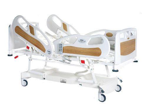 Electrical bed / Trendelenburg / reverse Trendelenburg / height-adjustable SMP-4320 SMP CANADA