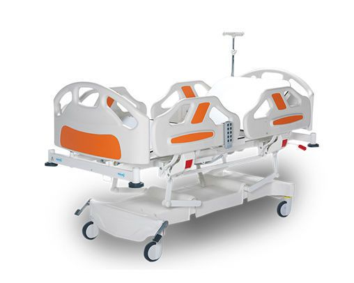Electrical bed / height-adjustable / 4 sections / pediatric SMP-PB1000 SMP CANADA