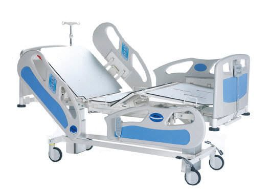 Intensive care bed / electrical / height-adjustable / 4 sections SMP-6000 SMP CANADA