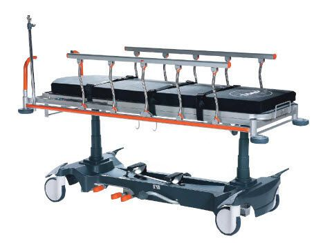 Transport stretcher trolley / height-adjustable / hydraulic / 2-section SMP-3000 SMP CANADA
