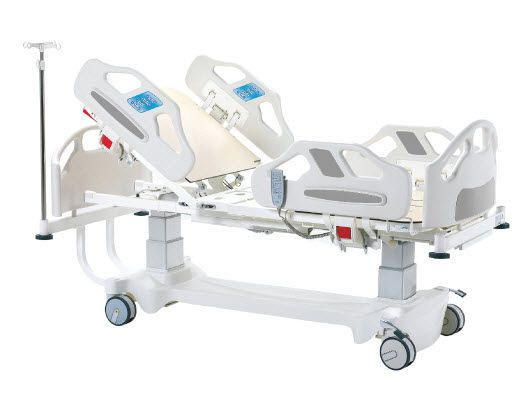 Intensive care bed / electrical / height-adjustable / 4 sections SMP-6500 SMP CANADA