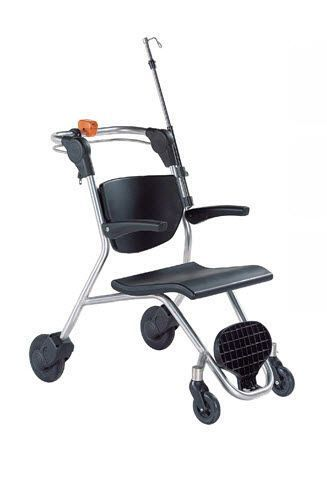Height-adjustable patient transfer chair SMP-TCX5 SMP CANADA