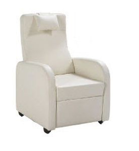 Reclining medical sleeper chair / on casters / manual SMP-503-ACB SMP CANADA