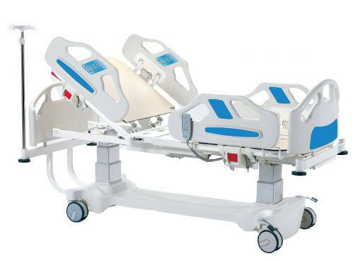 Intensive care bed / electrical / with weighing scale / height-adjustable SMP-7000 ELITE SMP CANADA