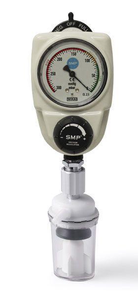 Vacuum regulator / plug-in type / continuous 0 - 300 mmHg   SMP 3 SMP CANADA