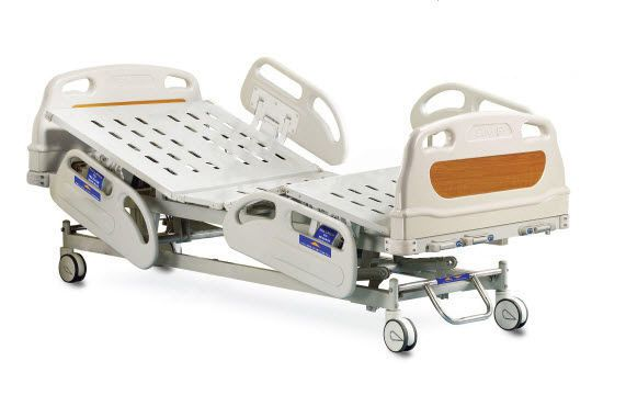 Mechanical bed / height-adjustable / 4 sections / pediatric SMP-300ML SMP CANADA