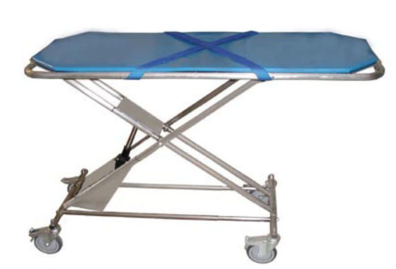 Pneumatic veterinary transport table Transport Table Technidyne