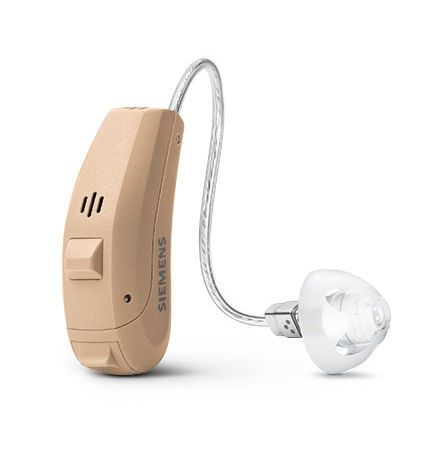 Mini behind the ear, receiver hearing aid in the canal (mini RITE) Ace™ Siemens Audiology Solutions