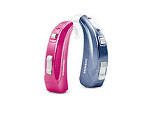 Behind the ear (BTE) hearing aid / pediatric Motion™ M, Motion™ P Siemens Audiology Solutions
