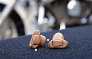 Full shell (ITE) hearing aid Insio™ ITE Siemens Audiology Solutions
