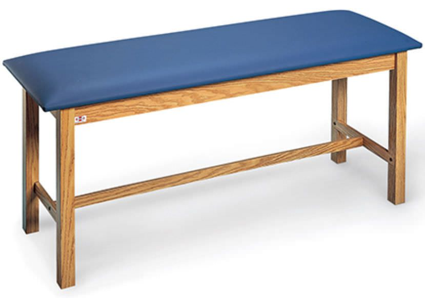 Fixed examination table / 1-section 4002 Hausmann