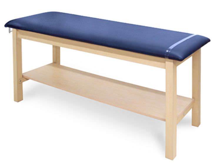 Manual massage table / 1 section 4024G Hausmann