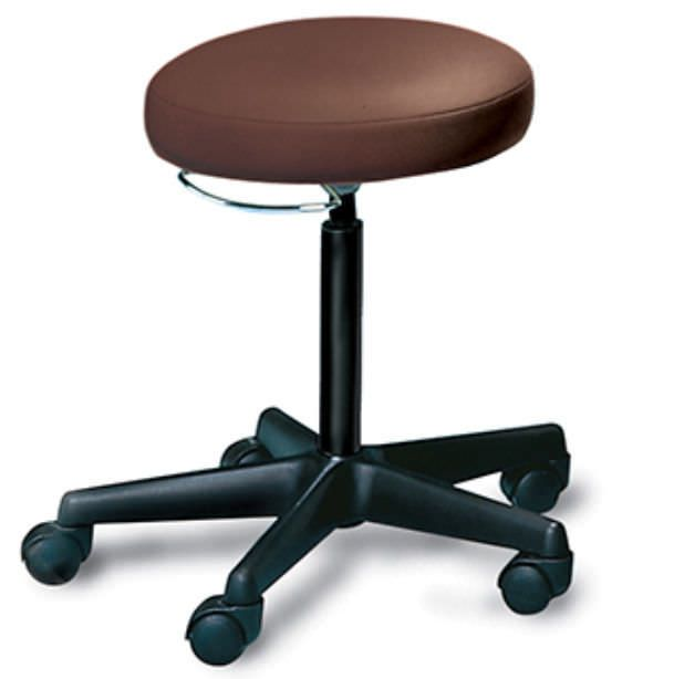 Medical stool / height-adjustable 2113 Hausmann