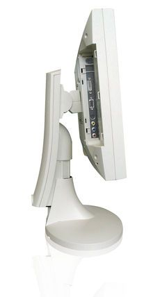 """LCD display / high-definition / medical 17"""" 