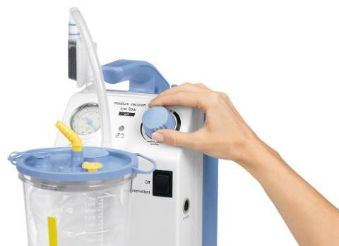 Electric surgical suction pump / handheld Vario 18 c/i Medela AG, Medical Technology