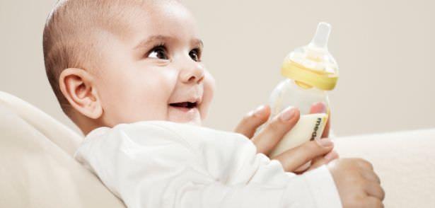 Baby bottle without bisphenol A / polypropylene Calma Medela AG, Medical Technology