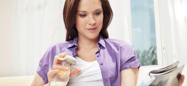 Manual breast pump / portable Harmony Medela AG, Medical Technology