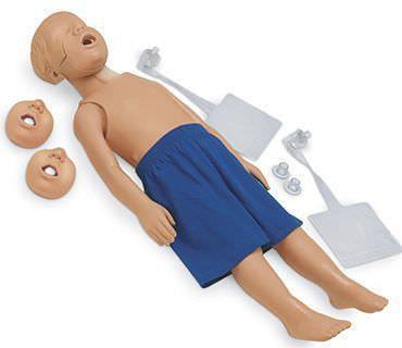CPR training manikin JT Kyle Simulaids