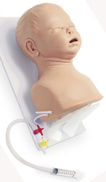 Intubation training manikin / infant / head 130 Simulaids