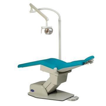 Orthodontic treatment unit with hydraulic chair Biscayne Orthodontic Package # 1 Summit Dental Systems