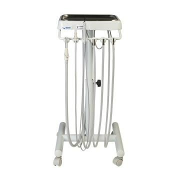 Mobile dental delivery system 1550XL DUO Summit Dental Systems