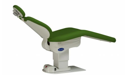 Electromechanical dental chair Biscayne Fixed Base Summit Dental Systems