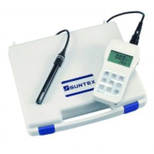 Conductivity meter laboratory / portable SC-110 Suntex Instruments Company Ltd