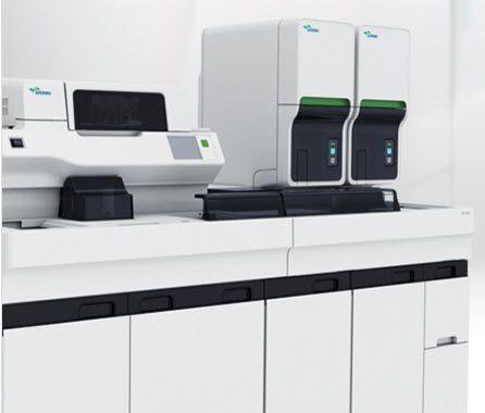 Automatic hematology analyzer / integrated system XN-3000 Sysmex Europe GmbH