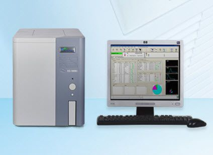 Automatic hematology analyzer / 21-parameter / leukocyte distribution 60 tests/h   XS-1000i Sysmex Europe GmbH