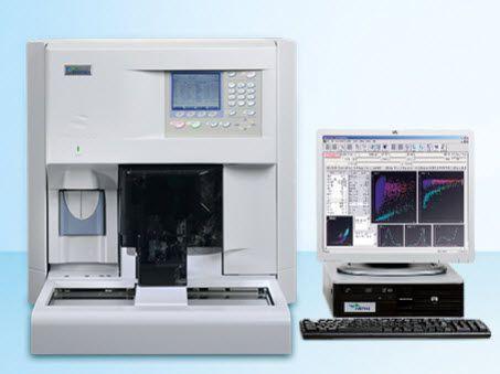 Automatic hematology analyzer 150 tests/h   XE-2100 Sysmex Europe GmbH