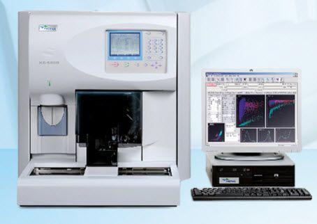 Automatic hematology analyzer / 76-parameter 150 tests/h   XE-5000 Sysmex Europe GmbH