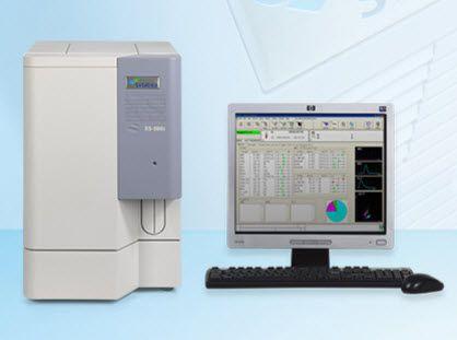 Automatic hematology analyzer / leukocyte distribution 60 tests/h   XS-800i Sysmex Europe GmbH