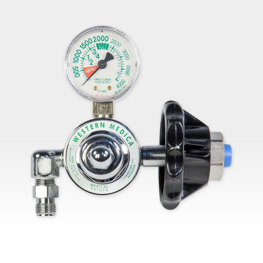 Oxygen pressure regulator / fixed-flow OXY509 Supera Anesthesia Innovations