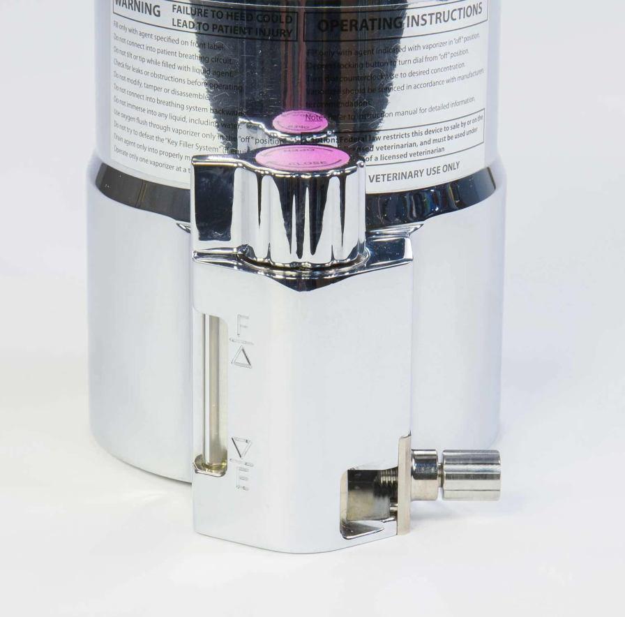 Anesthetic gas evaporator / veterinary TEC 3 Supera Anesthesia Innovations