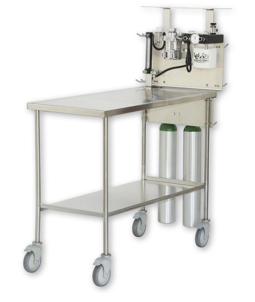Veterinary anesthesia workstation M5400 Supera Anesthesia Innovations